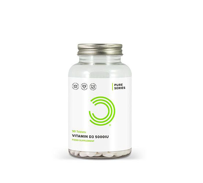 Bulk Powder Vitamin D3 90 viên