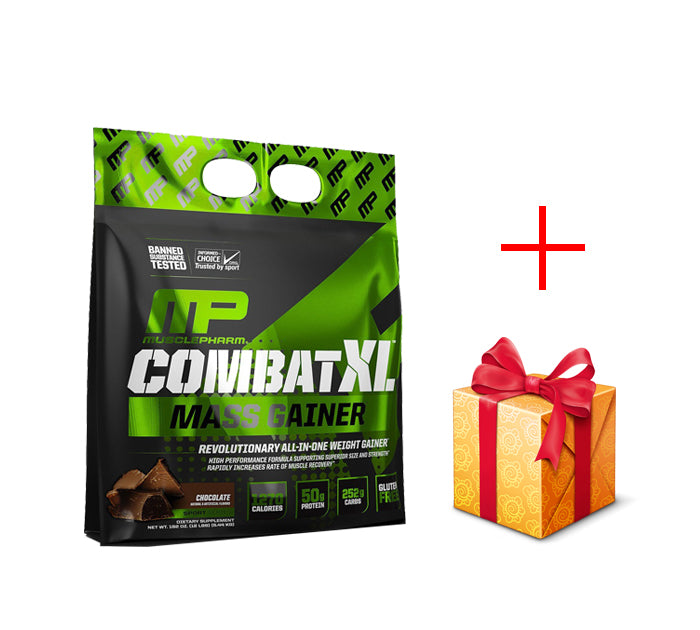 Combat XL Mass Gainer 12Lbs