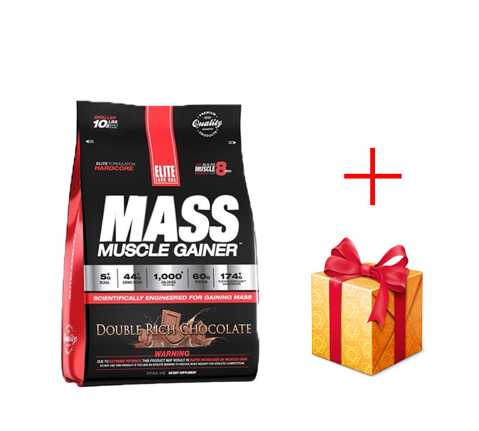 Elite Mass Muscle Gainer 10Lbs