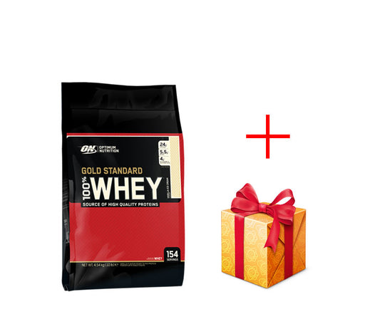 Gold Whey 10Lbs