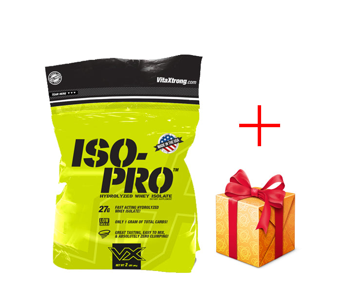 VitaXtrong Iso Pro 8Lbs