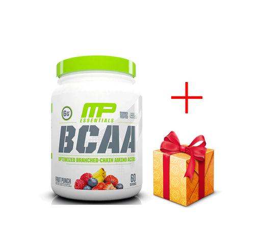 MusclePharm Essentials BCAA 60 lần dùng