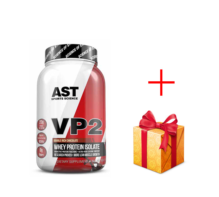 VP2 Whey Protein Isolate 2Lbs
