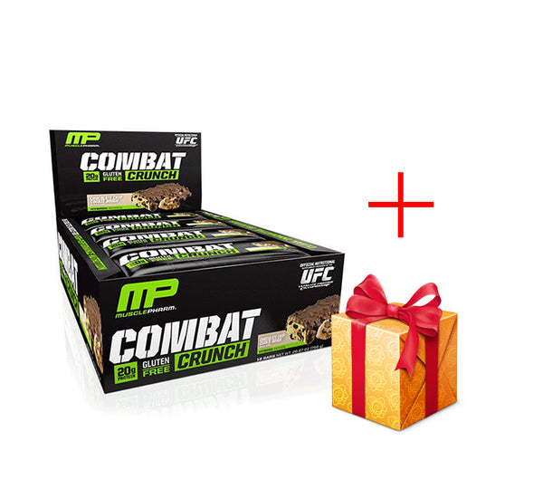 Combat Protein Bar, 12 thanh