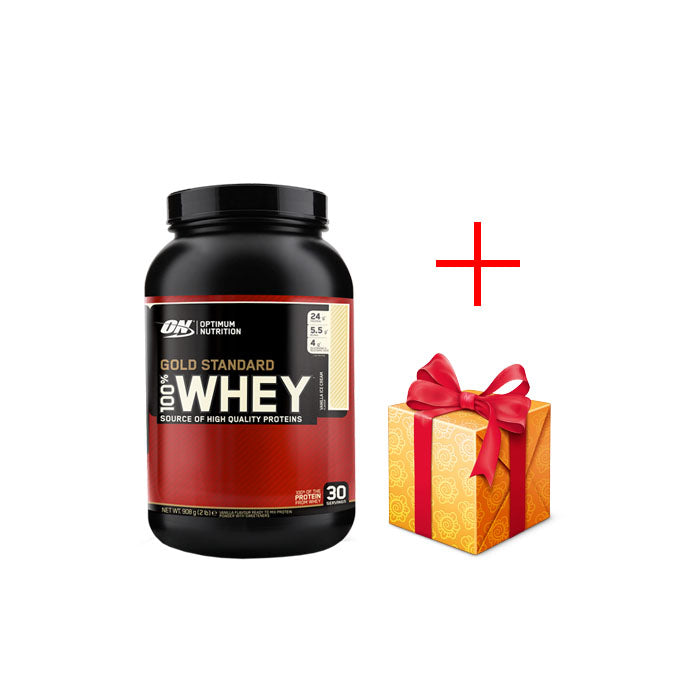 100% Whey Gold Standard 2lbs (900g)