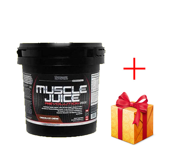 Muscle Juice Revolution 12Lbs