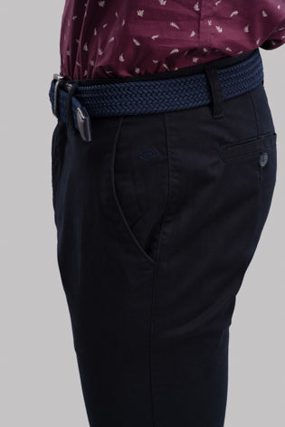 Super Twill Trousers (Black)