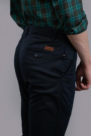 Rock Wood Trousers (Navy)