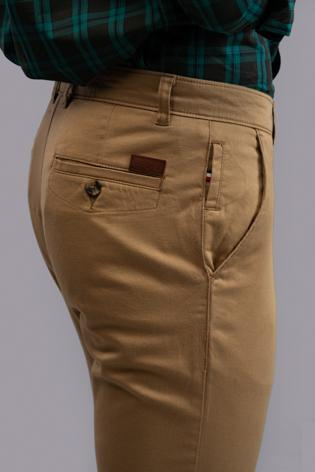 Rock Wood Trousers (Khaki)