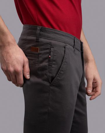 Rock Wood Trousers ( DK.Grey)