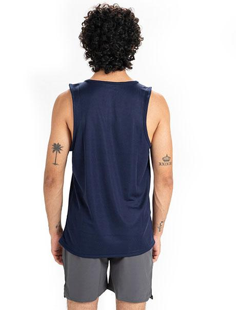 Navy Influx Muscle Tank