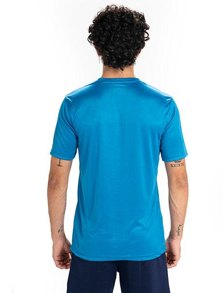 Indian Blue Influx Print Tee
