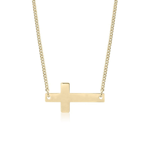 Cross Necklace - ROCKED by Rob G