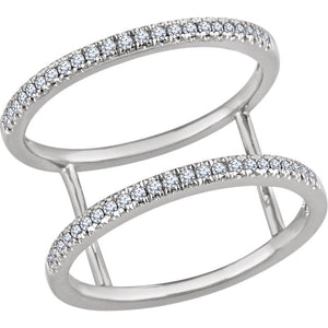 Diamond Fashion Ring - ROCKED by Rob G