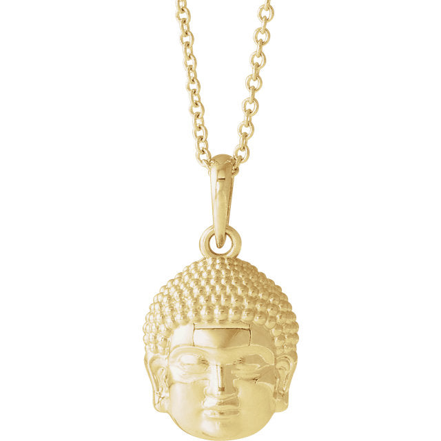 Budda Pendant - ROCKED by Rob G