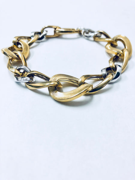 14k Bracelet - ROCKED by Rob G