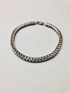Mens Franco Bracelet - ROCKED by Rob G