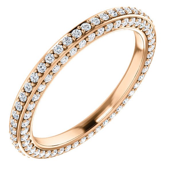 Eternity Band - ROCKED by Rob G