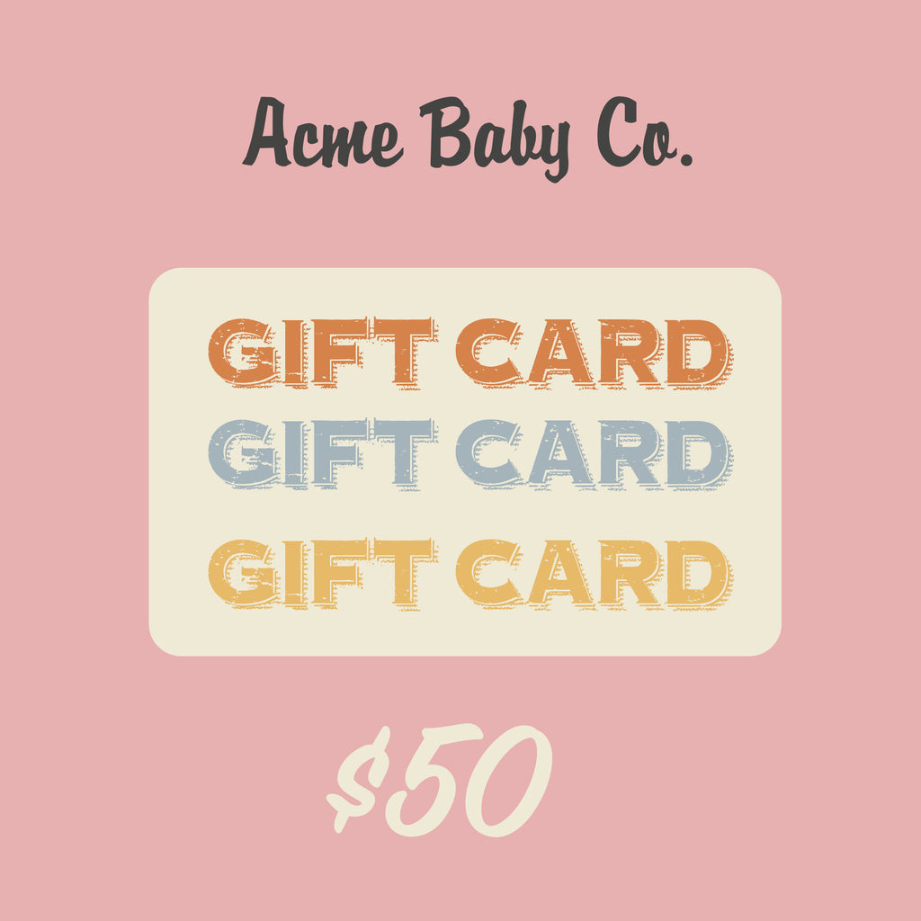New Gift Cards