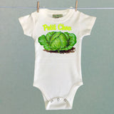 Petite Chou Organic One Piece Interlock Baby Bodysuit