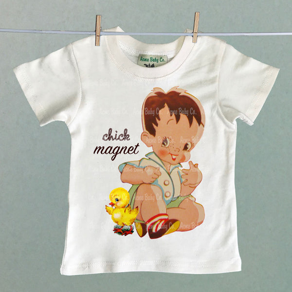Chick Magnet Organic Children's Shirt