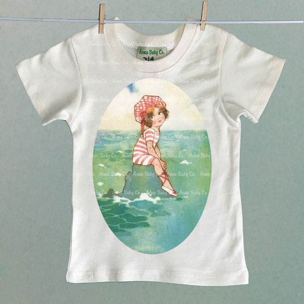 Beach Girl Children's Shirt