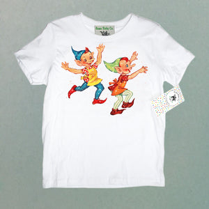 Christmas Elves Children's Shirt