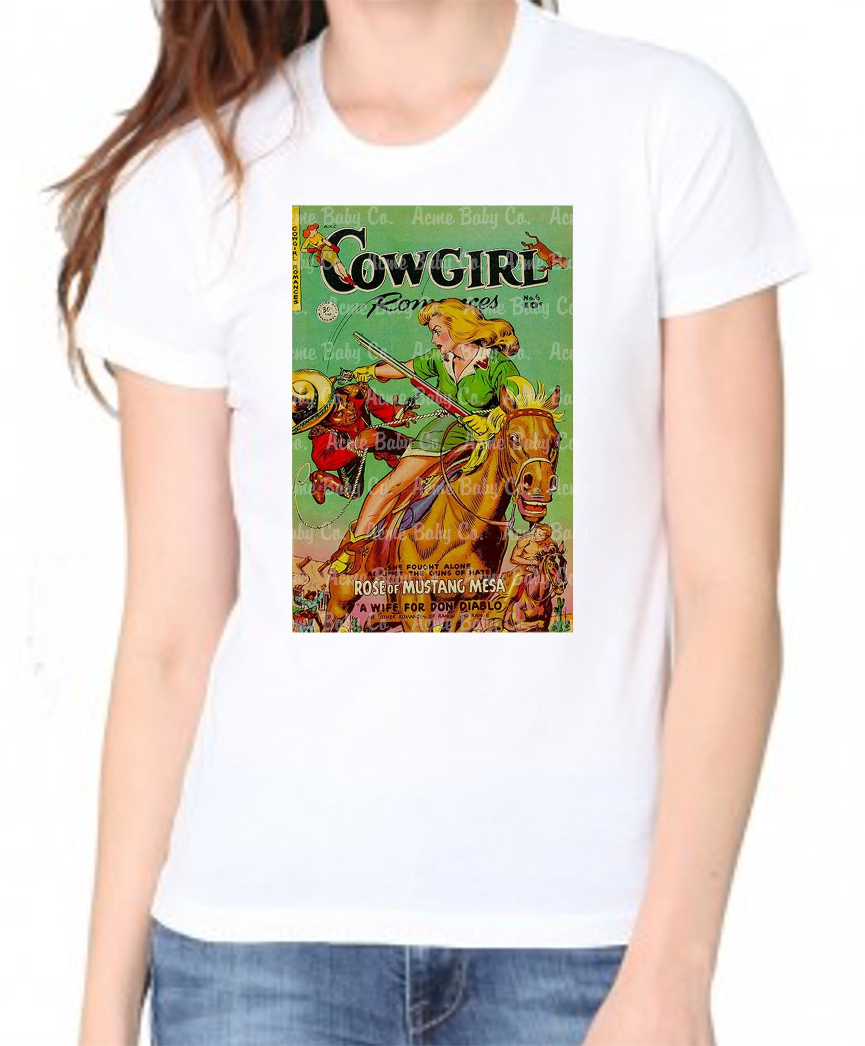 Cowgirl Romances Women's Organic Shirt