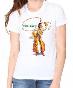 Cowgirl Organic Women's Shirt