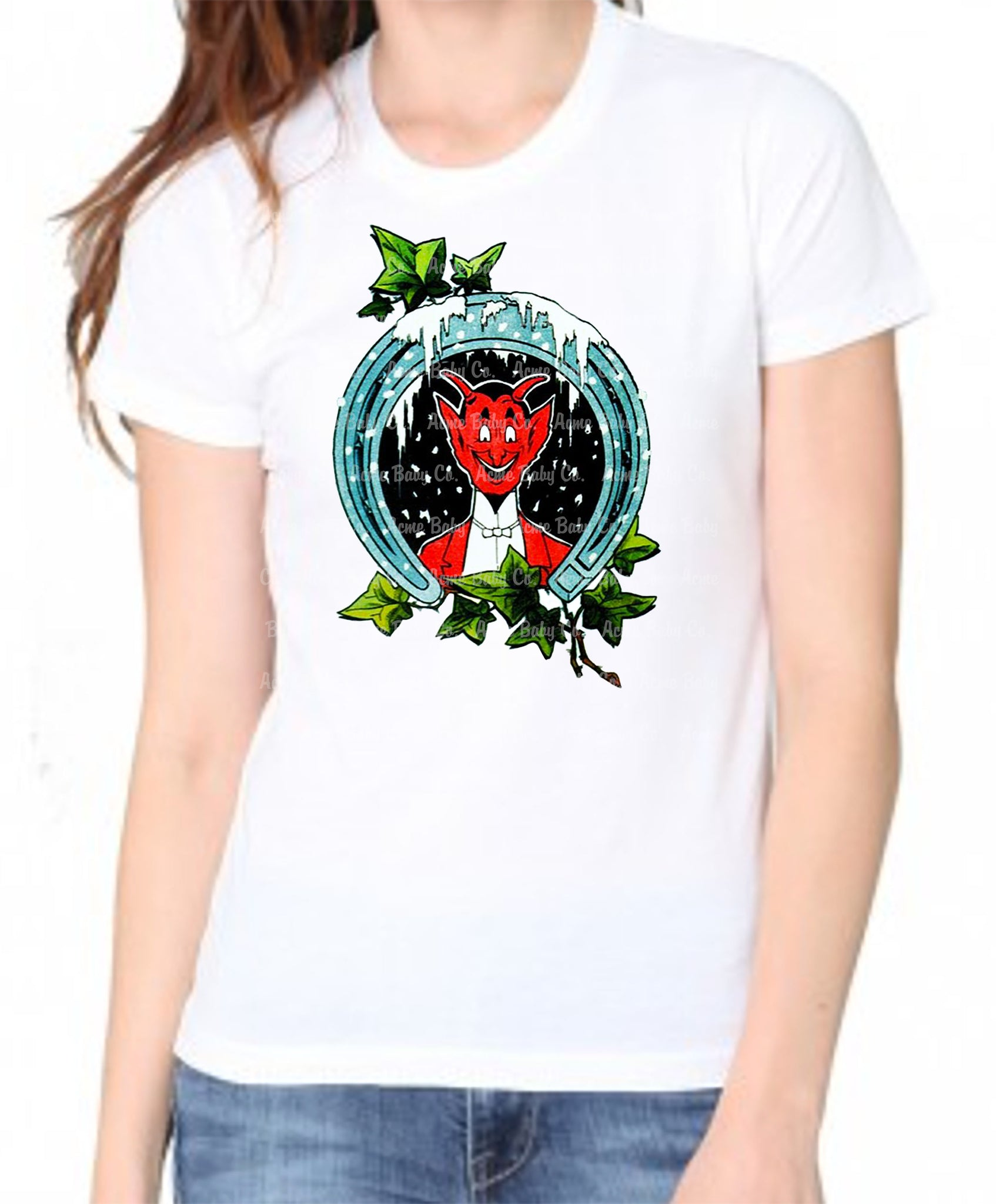 Happy Krampus Women's Organic Shirt