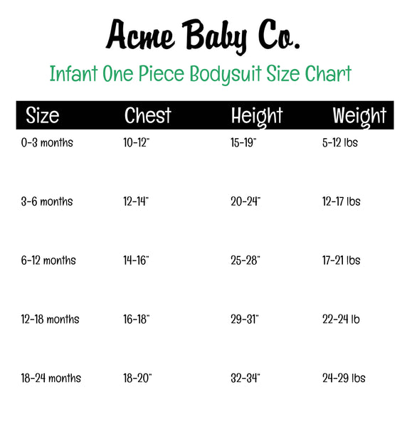 Pastel Maritime Anchor One Piece Baby Bodysuit