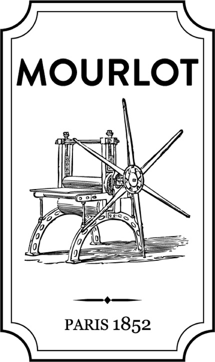 The Mourlot family founded the studio as a commercial print shop in Paris in 1852.