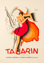 Tabarin (after) Paul Colin, 1983