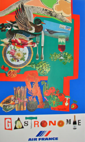 Air France, Gastronomie by Roger Bezombes