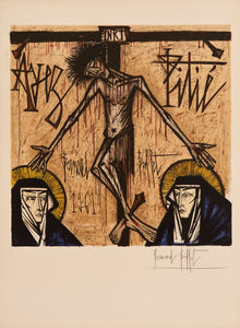 """Ayez Pitié"" (after) Bernard Buffet, 1961"