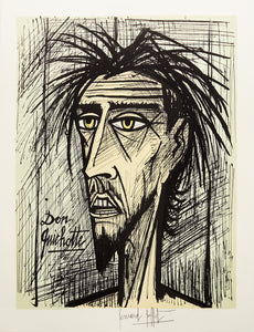 Don Quixote I by Bernard Buffet