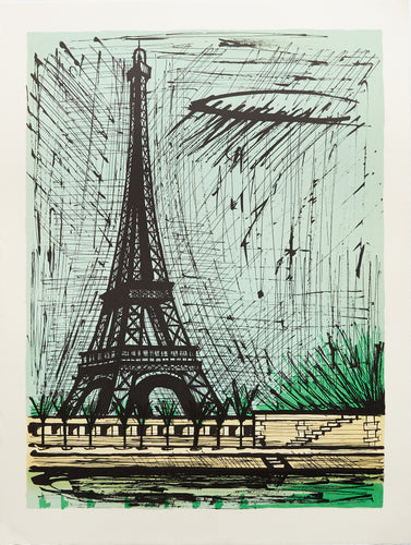 Eiffel Tower by Bernard Buffet
