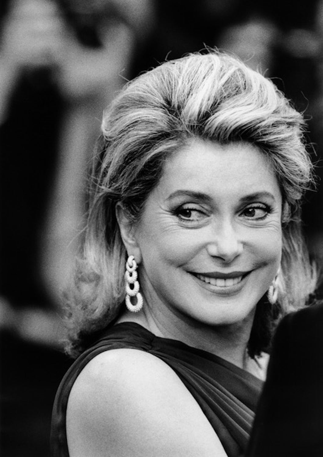Catherine Deneuve by Stephane Kossmann