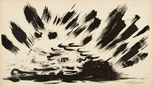 "Plate 9 from the Portfolio ""Pablo Neruda, Poems from Canto General"" illustrated by David Alfaro Siqueiros"