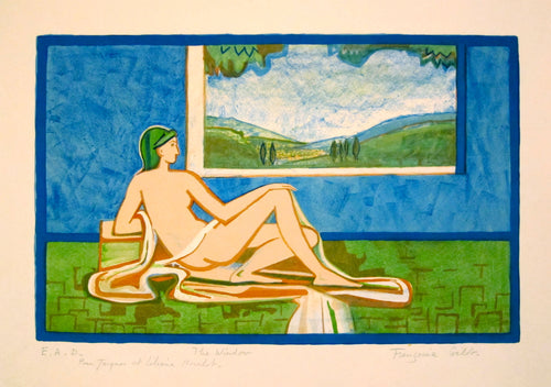 La Fenêtre (The Window) by Francoise Gilot