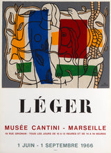 Musée Cantini by Fernand Léger 1966