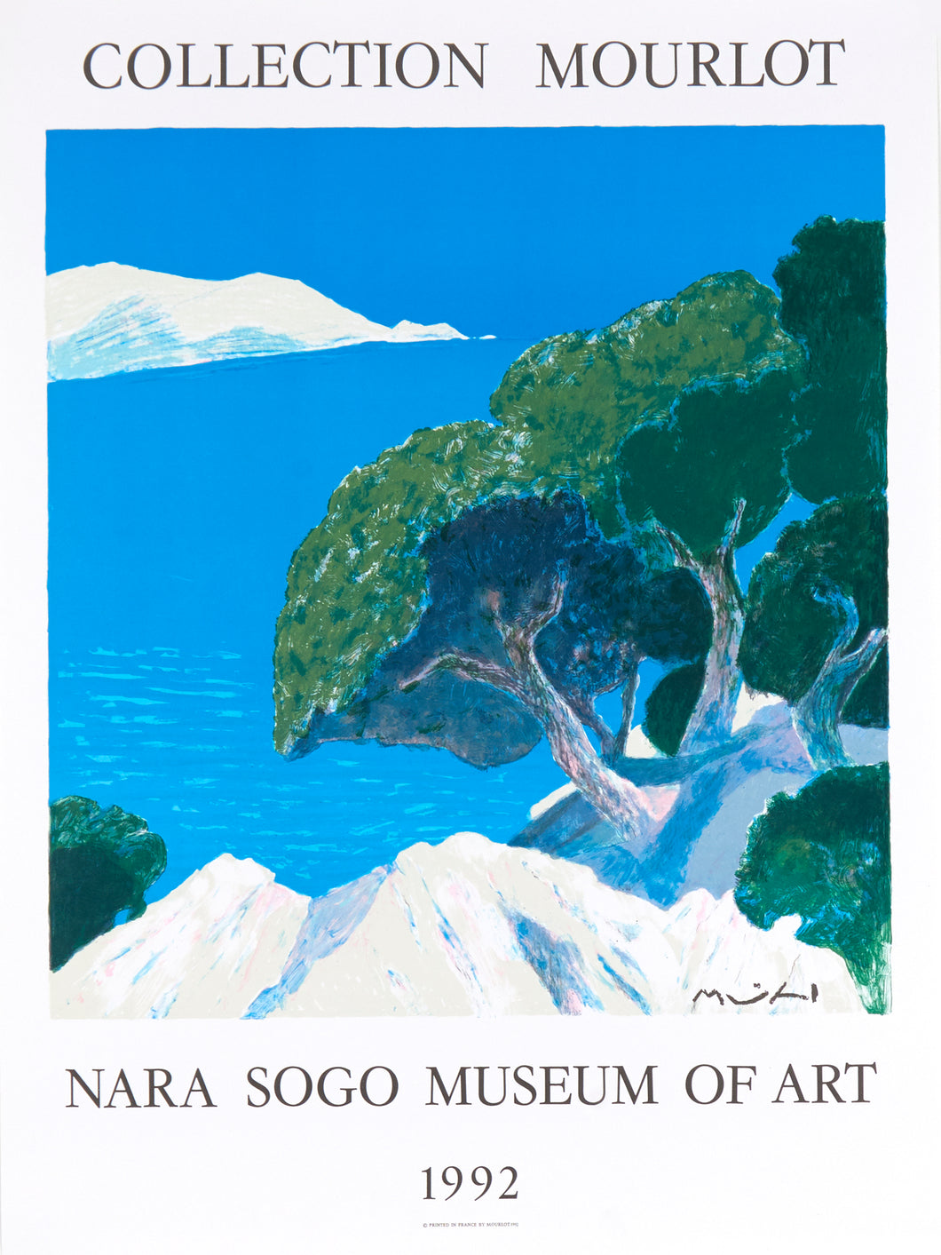 Collection Mourlot, Nara Sogo Museum of Art by Roger Mühl 1992