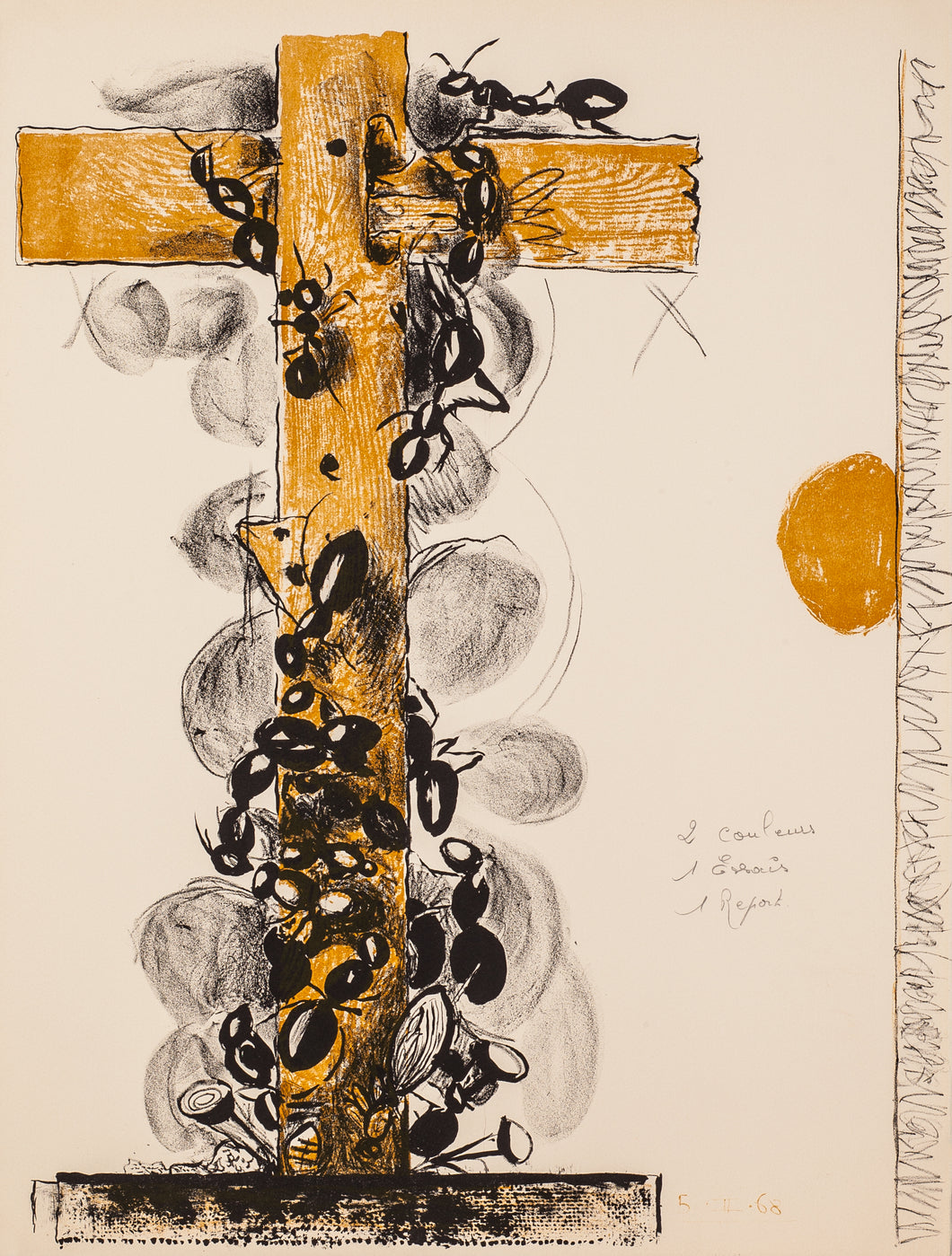 Ants by Graham Sutherland
