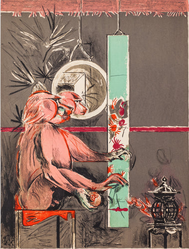Cynocephalus by Graham Sutherland