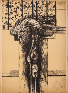 Predatory Form by Graham Sutherland