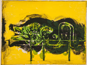 Submerged Form by Graham Sutherland