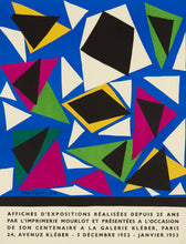 Exposition D'Affiches by Henri Matisse 1952