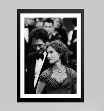 Isabelle Huppert & Vincent Lindon by Stephane Kossmann