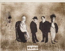 Wanted by Jose Luis Cuevas
