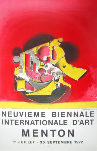 La Roche, Neuvième Biennale International d'Art, Menton by Graham Sutherland